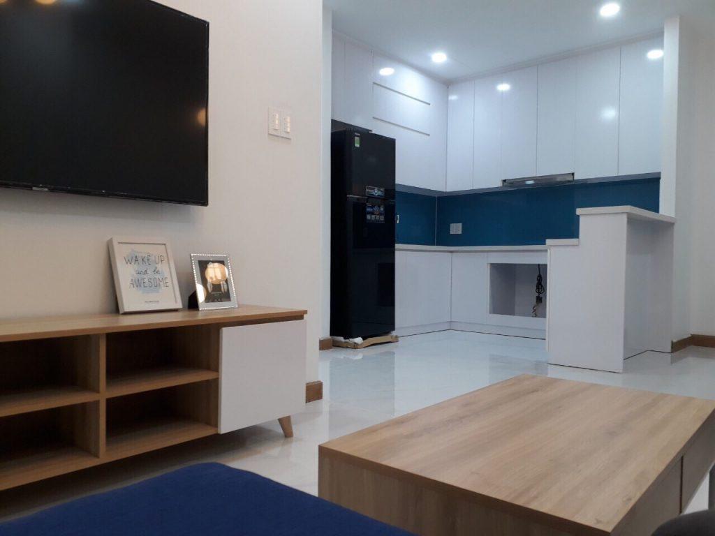 Cho thuê Sunrise Riverside 2 phòng ngủ, nhà mới, đẹp, giá 700$. Liên hệ: 0938011552 Ms Thu