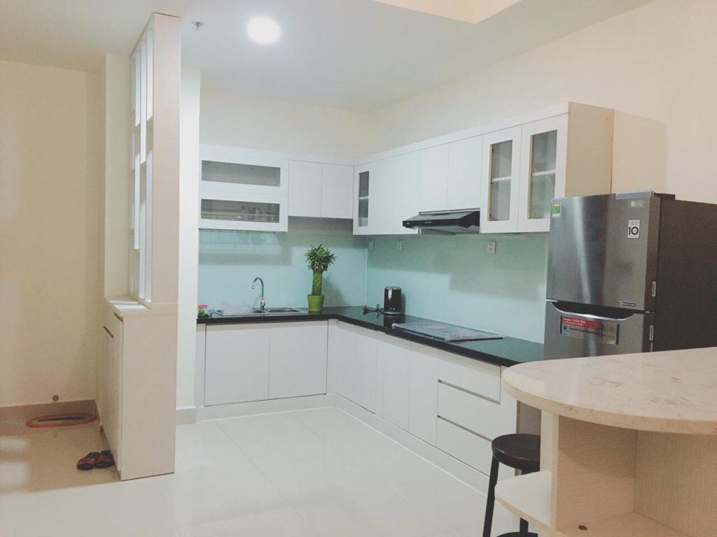 Cho thuê căn hộ cao cấp The Park Residence nhà đẹp view hồ bơi, 2PN, full đầy đủ đồ nội thất, giá 11tr Lh 0938011552 Ms.Thu