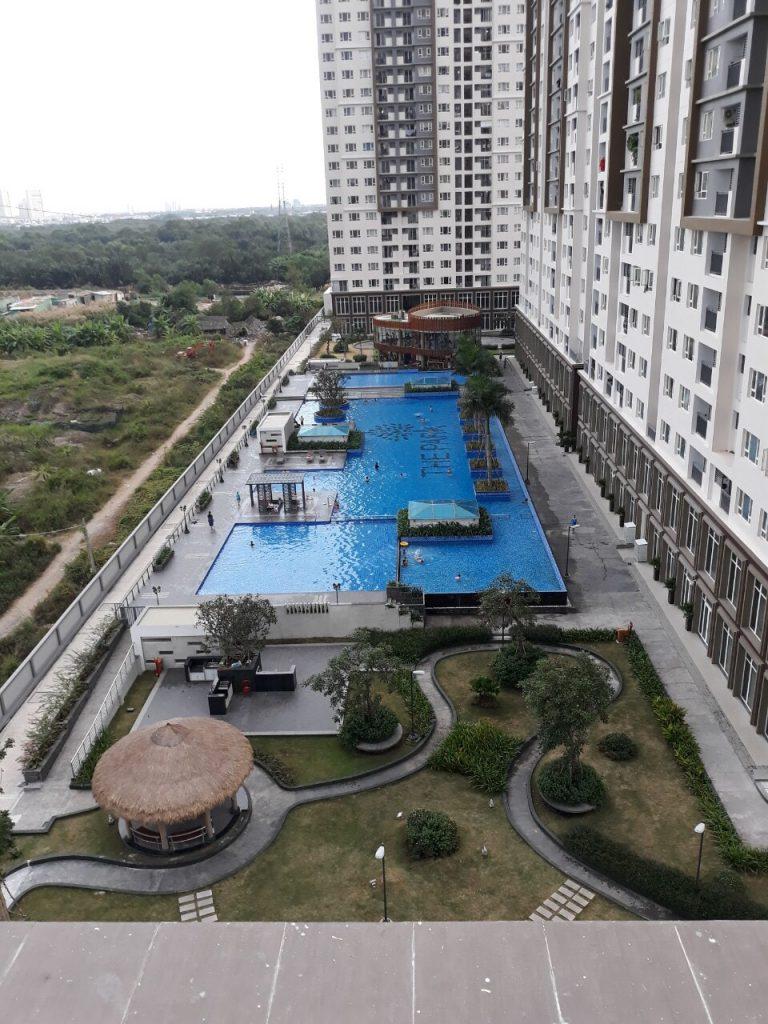 Cần bán gấp căn hộ The Park Residence, DT: 62m2, 2PN, 1WC. Giá: 1.65 tỷ Lh 0917870527