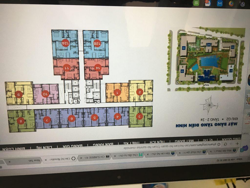 Cần bán gấp căn hộ 3PN, 2WC cc Sunrise Riverside(Novaland), giá 3.1 tỷ,nhà giao hoàn thiện ,view sông.LH 0938 011552