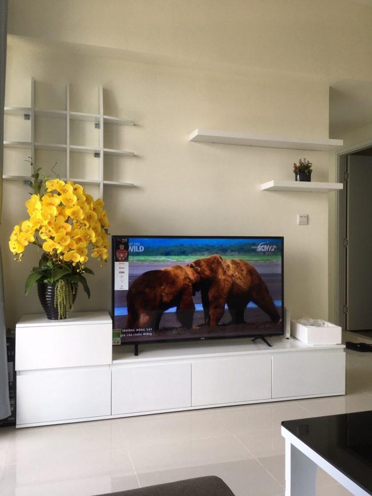Cho thuê căn hộ 106m2 giá 13tr ,3pn,full nội thất tại The Park Residenc.LH 0938 011552