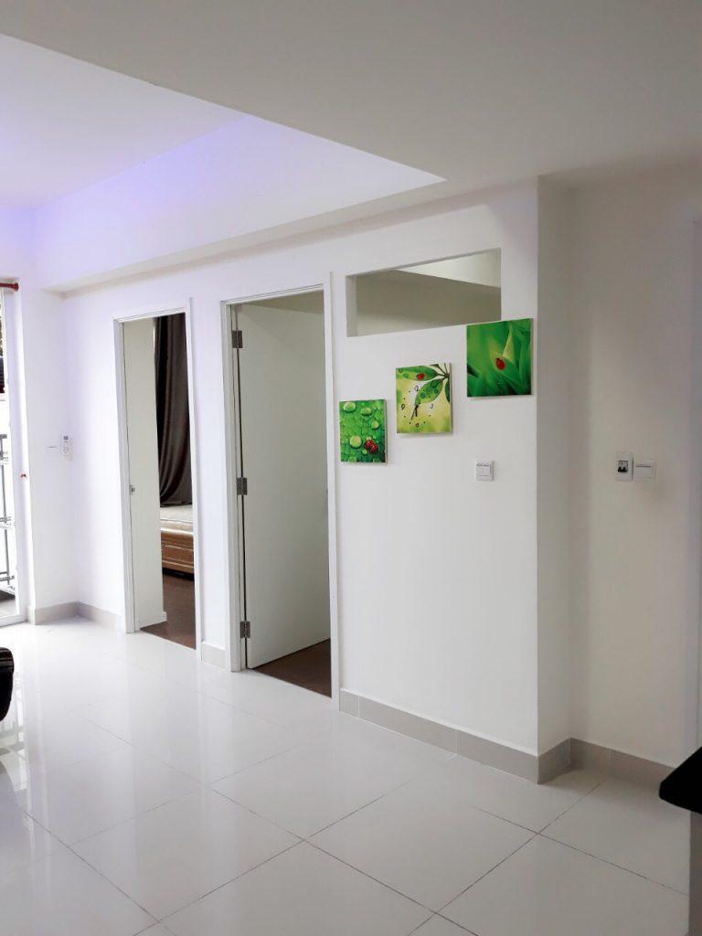 Cho thuê căn hộ The Park Recidence 2pn nội thất dính tường giá 9tr Lh 0917 870 527 Ms.Thu