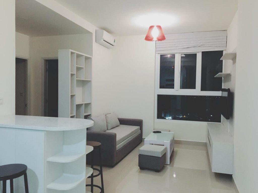 Bán căn hộ The Park Residence 62m2, 2PN, 1WC full Nội Thất. Giá: 1.75 tỷ Lh 0917 870527