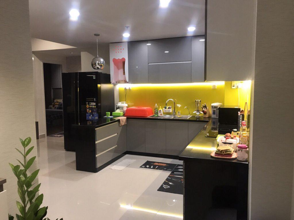 Cho thuê căn hộ The Park Risedence 3pn full nội thất đẹp lung linh giá 15tr/th tầng cao, view hồ bơi,LH 0917 870 527 Ms.Thu