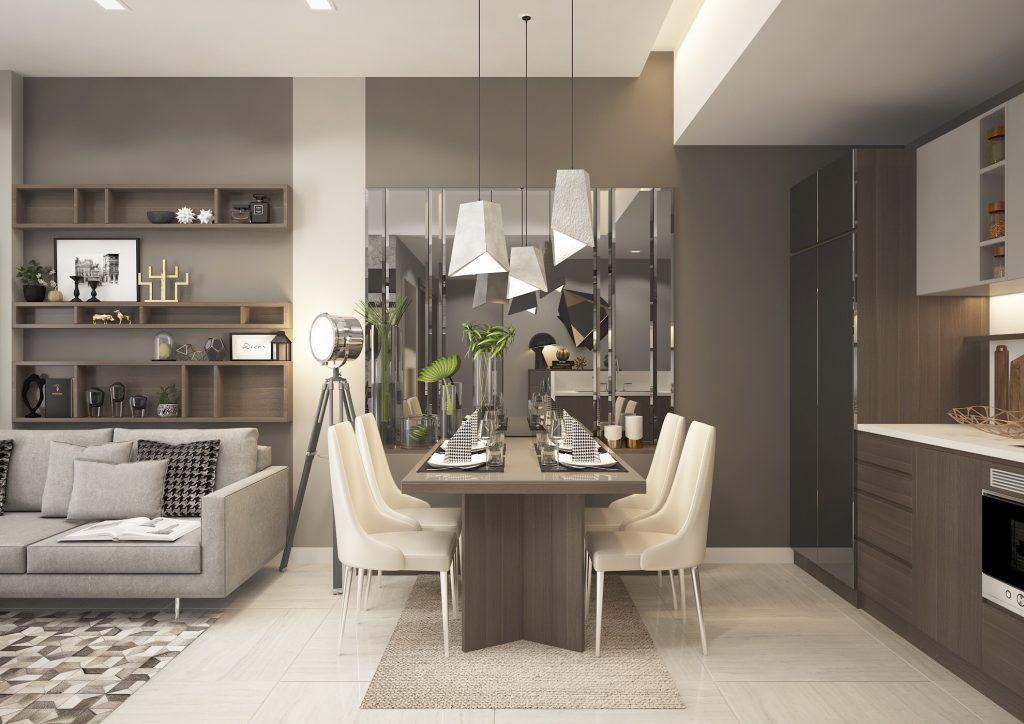 Cho thuê căn hộ cao cấp Sunrise Riverside 3 phòng ngủ, view đẹp,nhà mới giá 1000$. Liên hệ : 0938011552 Ms Thu