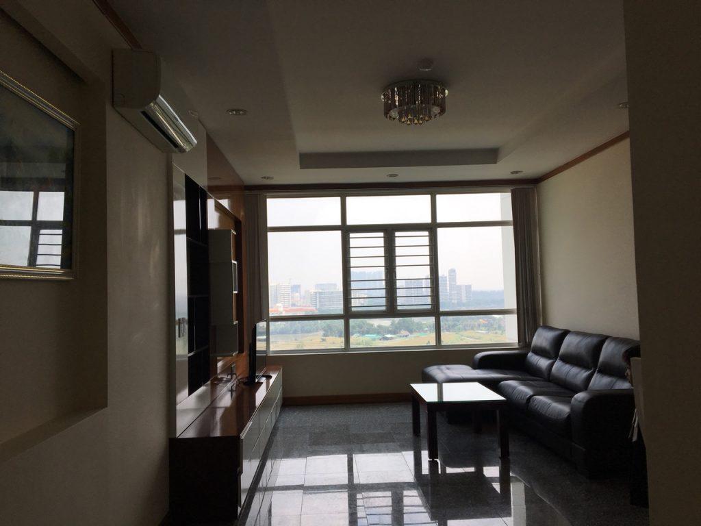 Căn hộ Phú Hoàng Anh cho thuê 3 phòng ngủ, 129m2 view đẹp, giá rẻ. LH: 0938 011 552